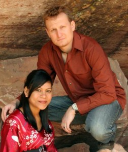 Missionaries with YWAM Josh and Stacy Stateham
